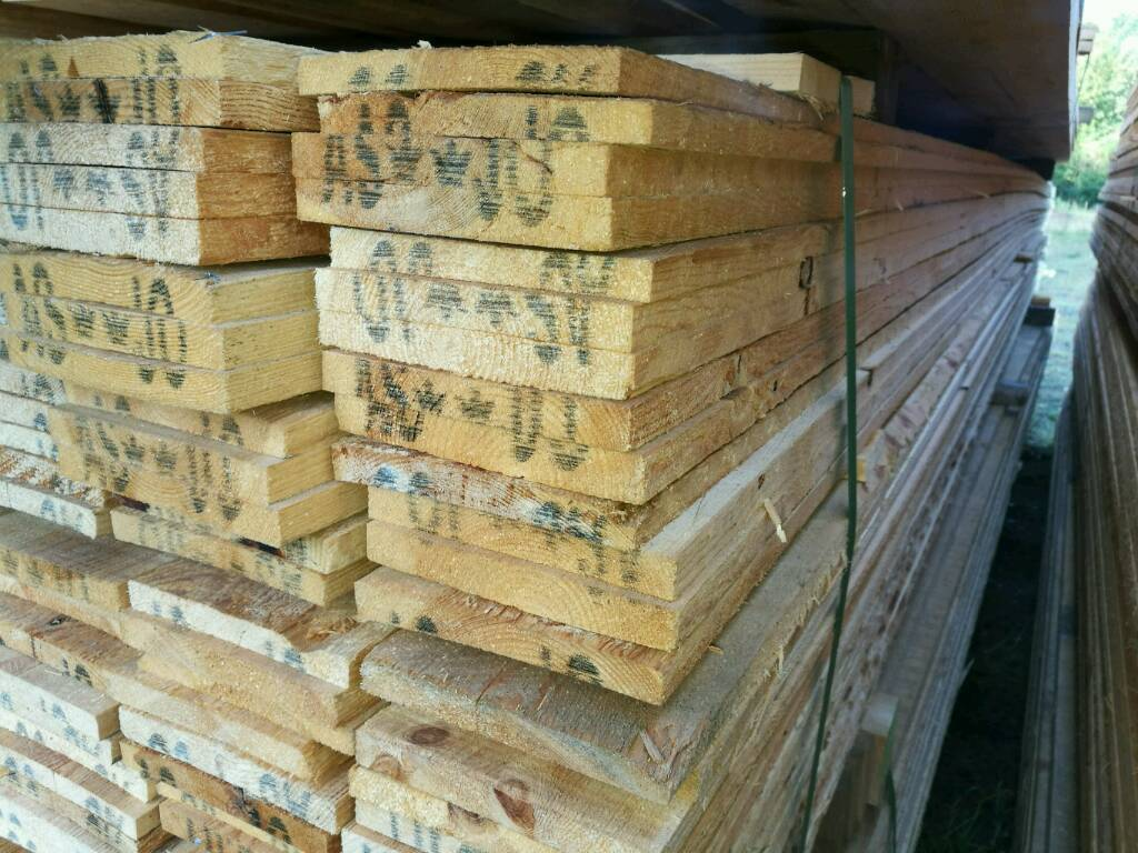 6x1 Sawn Timber (150mm x 22mm) 4.5mtr Lengths