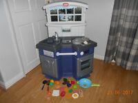 little tykes play kitchen & play food