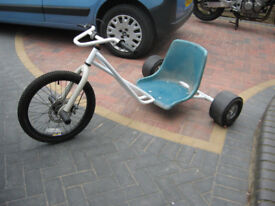 Unique Drift trike adult size