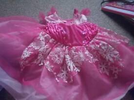 Barbie dressing up costume
