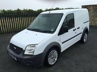 2009 59 FORD TRANSIT CONNECT 75 T220 *DIESEL* PANEL VAN - ONLY 1 FORMER KEEEPR - NO VAT!