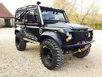 Land Rover Defender 90 - TD5 - THE BEAST