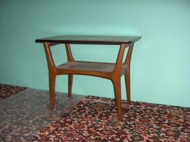 Vintage 50s/60s coffee table