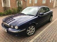 2004 Jaguar x type se 2.0 diesel 1 year mot
