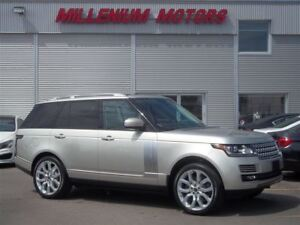 2013 Land Rover Range Rover 5.0L SUPERCHARGED / NAVI / B.CAM/ DV