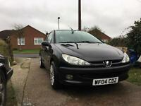 Peugeot 206 1.4 special edition, new clutch, recent service, long mot