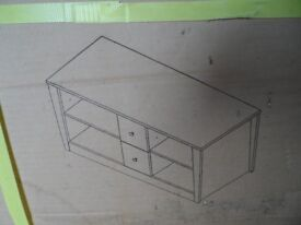 New unpacked Entertainment Cabinet Unit for TV or Hi Fi system