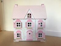 Dolls House (ELC) and furniture - Great Condition