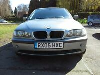 BMW 316I E46, N46B18 ,LPG, LHD!!!!!2005 FIRST REG.IN UK 2005.