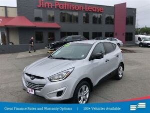 2014 Hyundai Tucson GL AWD + Heated seats.