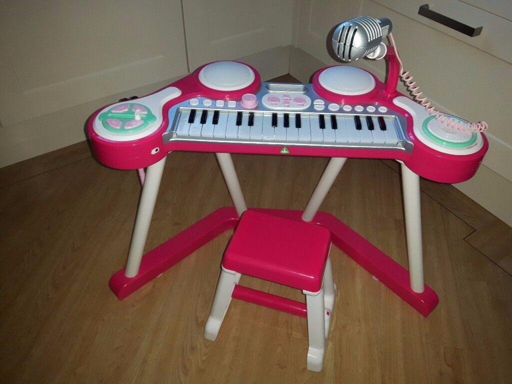 Key-Boom-Board - Pink Keyboard