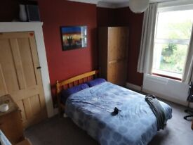 Double room in well kept house including all bills, cleaner, full SkyQ package, wifi fibre broadband