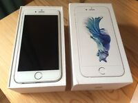 Apple iPhone 6S - 16GB - Silver - As NEW - EE