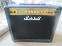 Marshall 30 watt Amp MG series 30DFX