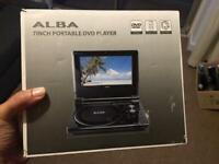 Vintage DVD player
