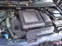 Kia sedona 2.9crd engine