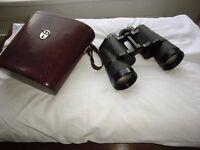 Carl Zeiss Jena Binoculars 7 X 50 Serial No 4482542