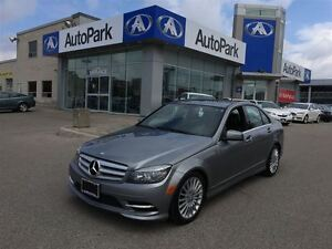 2011 Mercedes-Benz C-Class C250 BLUETOOTH HEATED SEATS LEATHER S