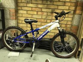 """Boys Merida bike 20"""" wheels"""