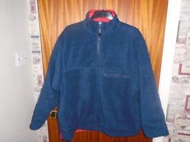 Riversible Fleece Jacket