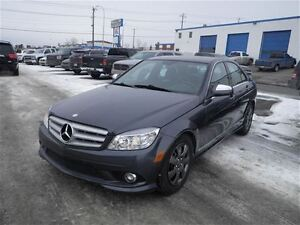 2008 Mercedes-Benz C-Class Leather | Heated Seats | Bluetooth