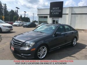 2014 Mercedes-Benz C300 4MATIC SPORT | SUNROOF | BLUETOOTH