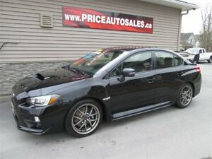 2015 Subaru WRX STi SPORT TECH PACKAGE - TOP OF THE LINE!!!