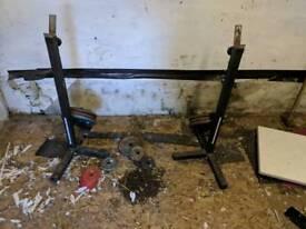 York squat stand