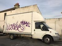 Man & Van for Removals and Robbish clearance