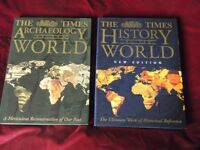 Times History & Archaeology of the World