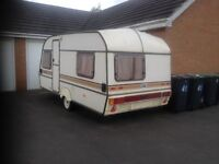 ABI Pioneer 4-6 Berth Caravan for sale