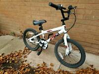 Apollo Force boys BMX bike. 18 inch wheels.