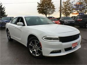 2016 Dodge Charger SXT**AWD**LEATHER**SUNROOF**