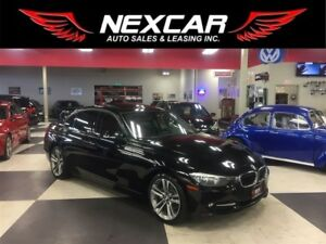 2014 BMW 3 Series 320I X DRIVE SPORT PACKAGE LEATHER SUNROOF 97K