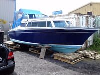 CABIN CRUISER 22FT