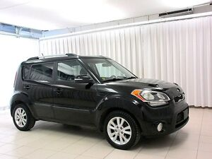 2013 Kia Soul 2u 5DR HATCH w/ Heated Seats, Alloy Wheels, and Ai