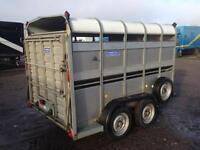 Wanted Ifor Williams Cattle Trailer