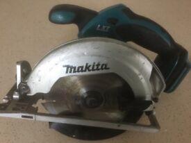 Majors Ds611 LXT 18 volt cordless saw