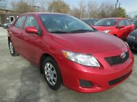 2010 Toyota Corolla CE**ONE OWNER**ACCIDENT FREE**3 YEARS WARRAN