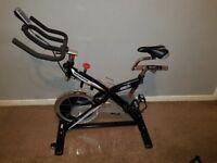 Spinning Bike, BH Fitness Sprint Bike, Model SB2.1 Indoor Spinning Exercise Bike