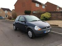 08 FORD KA 1.3 60K 12 MOT 3 OWNERS 100% RELIABLE £795