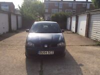 Seat arosa 2004 1.0 Litre Black