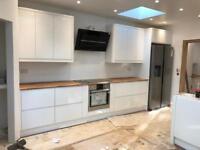 Carpenter, Kitchen fitter