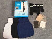 Maternity belly belt trouser extension