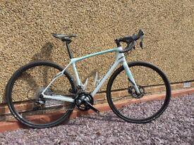 Specialized Ruby Comp Carbon Disc Road Bike 54CM - Excellent Condition