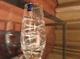 Gleneagles Lead Crystal Vase