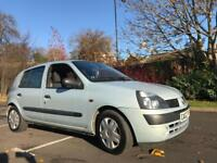 Renault Clio1.2 16v Expression QS5 5dr AUTOMATIC cheap auto may swap with phone