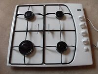 Creda 4-Ring Gas Hob with piezo ignition