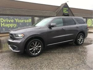 2017 Dodge Durango GT / SUNROOF / LEATHER / BACK UP CAMERA