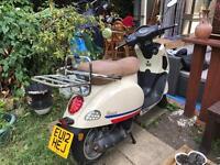 Monza 125cc